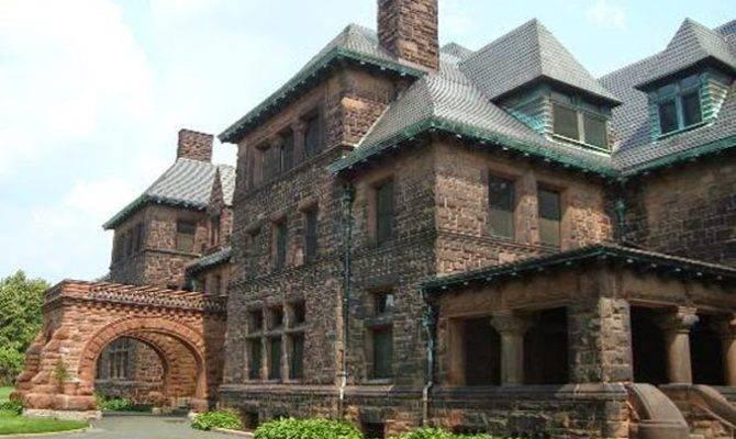Story House Richardsonian Romanesque Paul