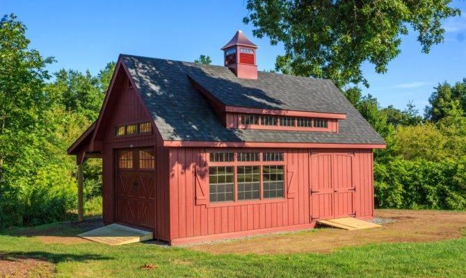 Story Transom Dormer Barn Yard Great