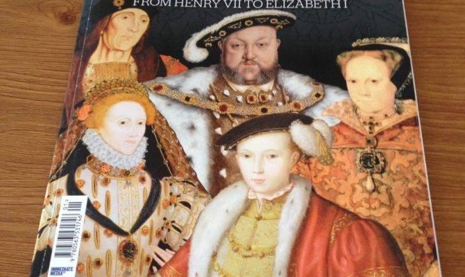 Story Tudors Magazine Review Through