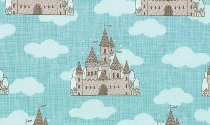 Storybook Castle Fabric Kate Birdie Childrens Story Book