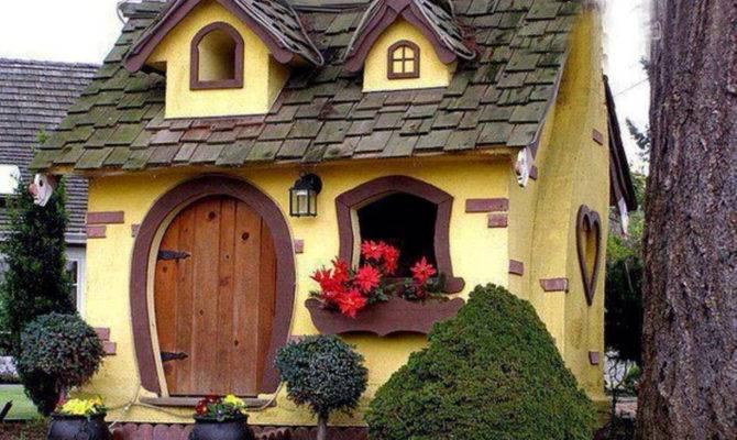 Storybook Cottage Fairytale Houses Pinterest