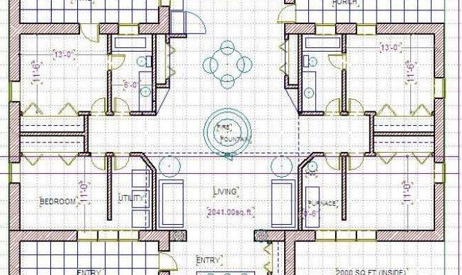 Straw Bale House Plan Balewatch Cob Strawbale Constructi