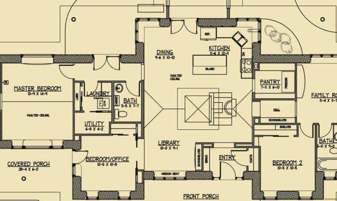 Straw Bale House Plans