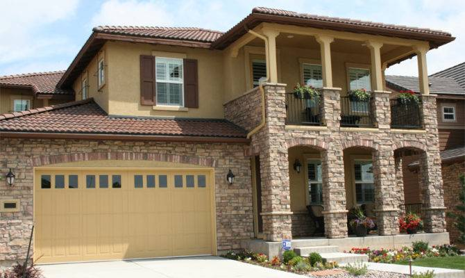 Stucco Cultured Stone Associated Group Remodeling