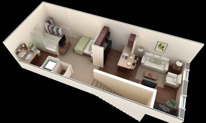Studio Apartment Floor Plans Amazing Architecture Magazine