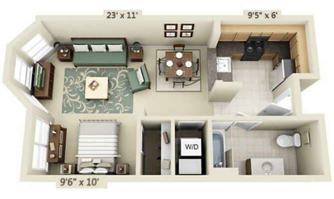 Studio Apartment Plans Jpeg