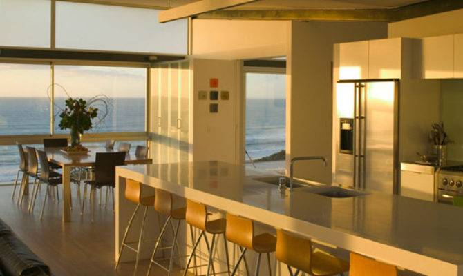 Stunning Beach House Pete Bossley