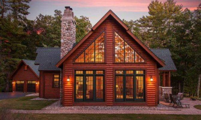 Stunning Chalet Style Homes Ideas House Plans