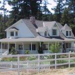 Stunning Country House Plans Wraparound Porch