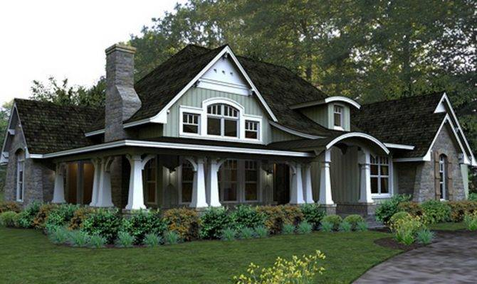 Stunning Craftsman Custom Built Home Designs