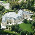 Stunning French Chateau Style Mansion Los Angeles Idesignarch