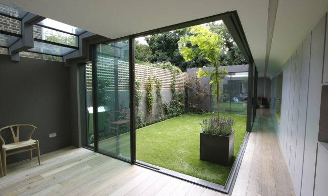 Stunning Interior Courtyard Designs August