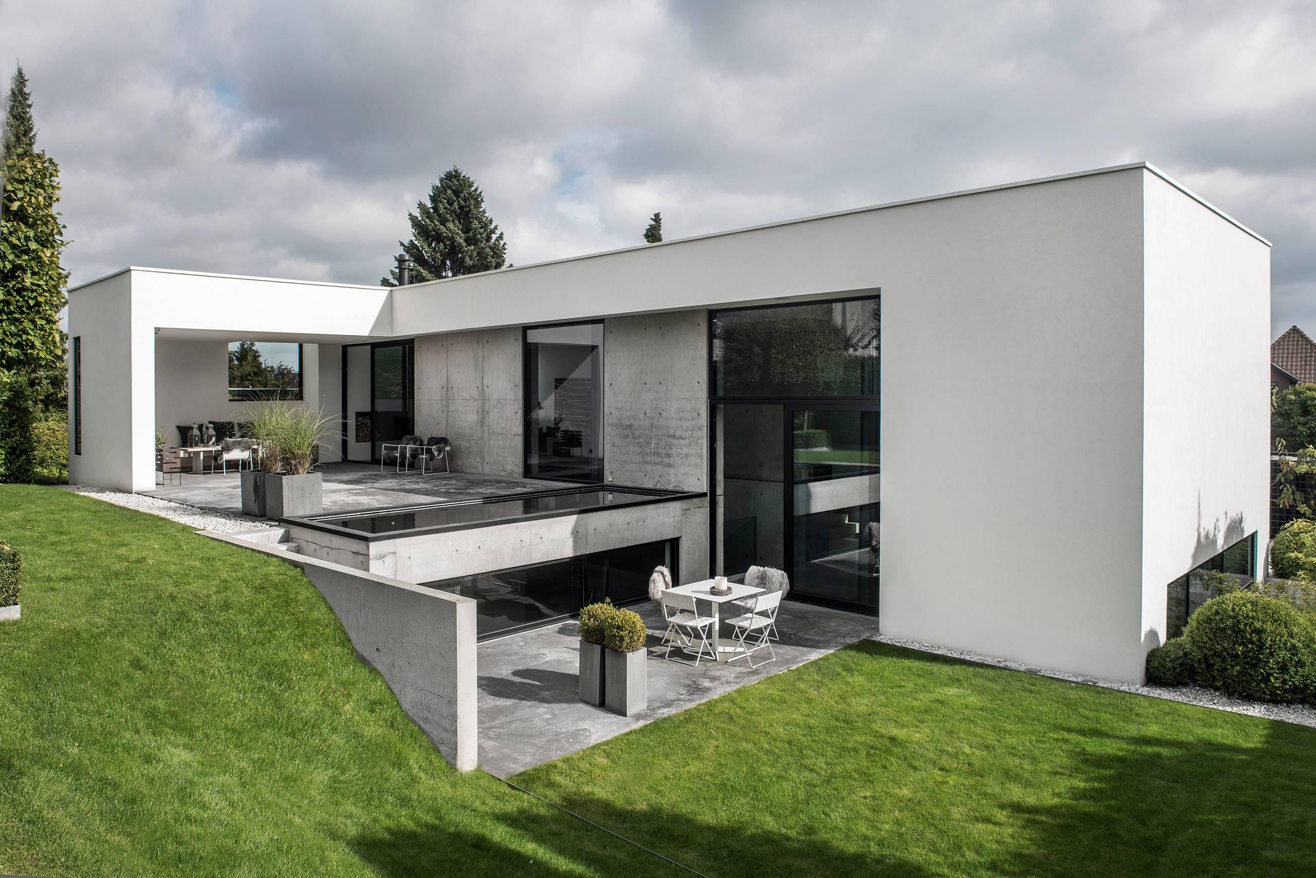Stunning Modern Home Exterior Designs Make Statement