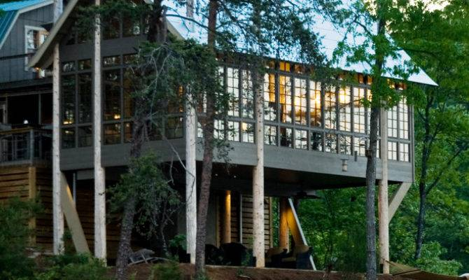 Stunning Piling House Plans Amazed Decohoms