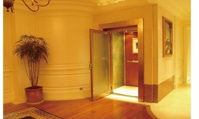 Stunning Small Elevators Homes Ideas Building Plans