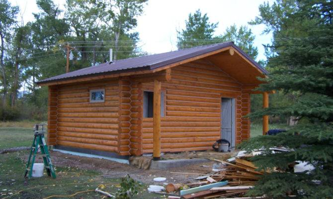 Stunning Small Log Cabins Plans Home Building