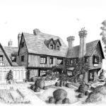 Stunning Tudor Hall House Blog Home Portraits