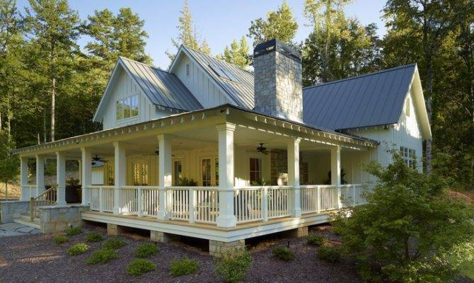 Style Homes Southern Farmhouse Exterior Future House Home