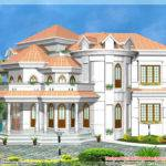 Style House Models Kerala Home Design Plans