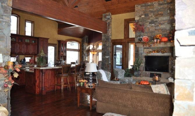 Style Interior Design Blogged Open Floor Plans