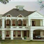 Style Luxury Villa Design Kerala Home Floor Plans