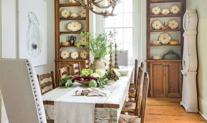 Stylish Dining Room Ideas Southern Living Newhairstylesformen