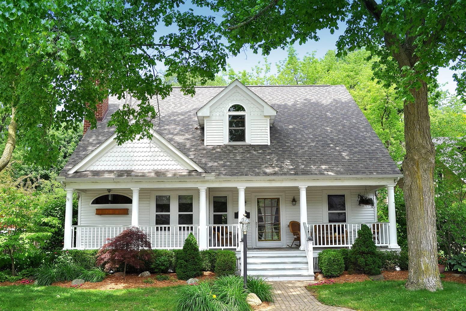 Such Cape Cod Front Porch Design Designing House Plans
