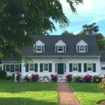 Summer Curb Appeal Houses