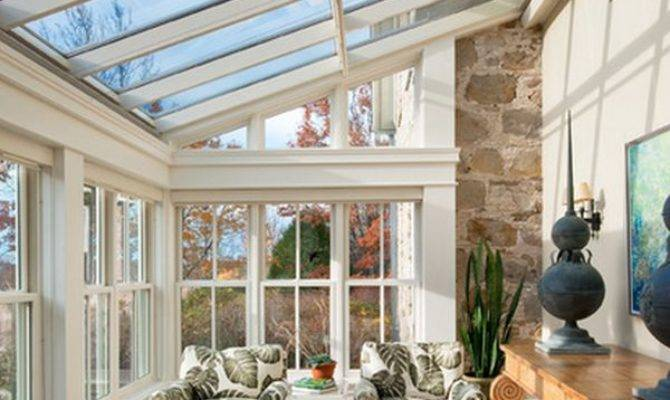 Sun Sational Sunroom Ideas Off Season