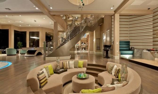 Sunken Living Room Designs Amazing Ideas Photos