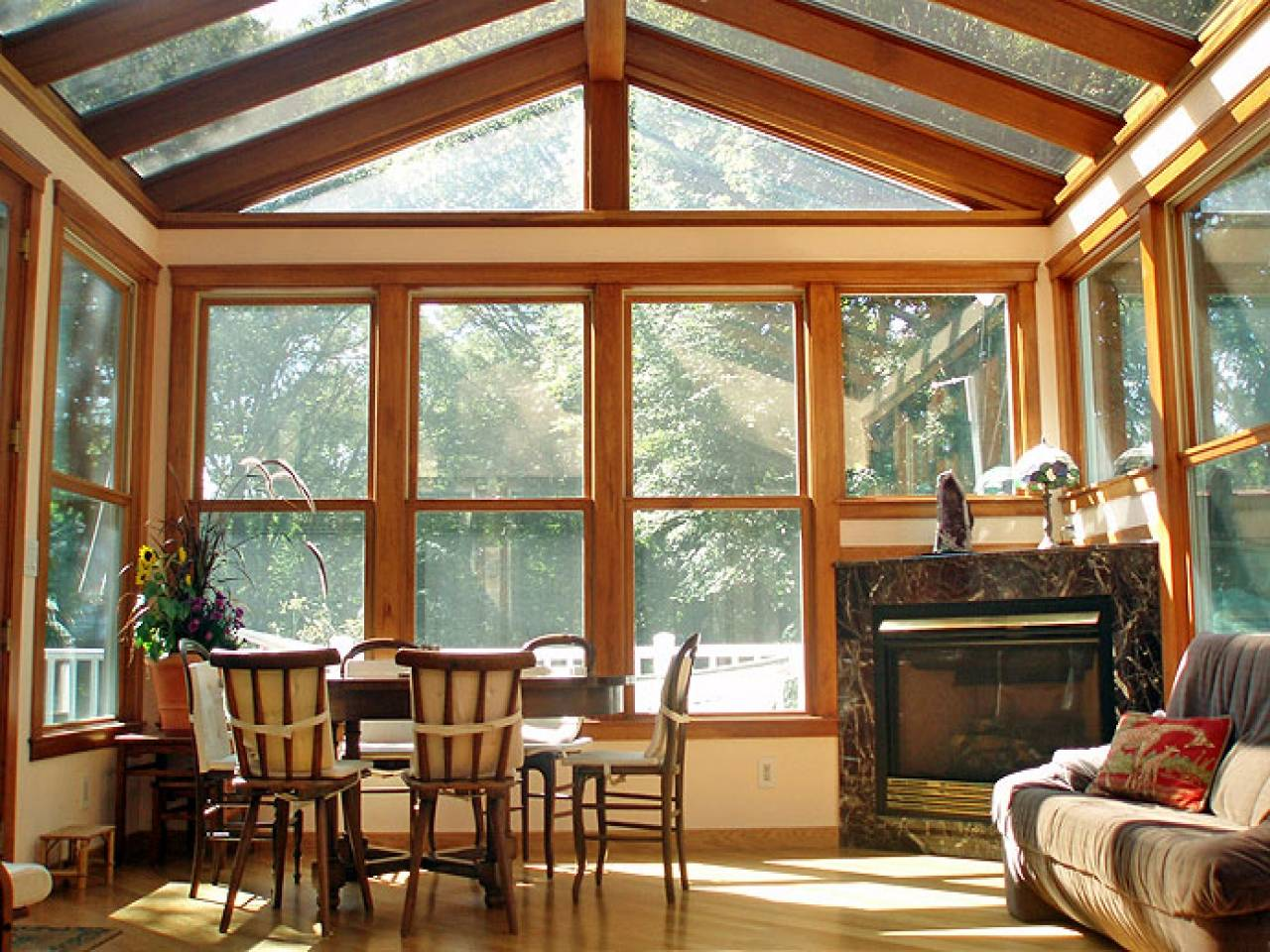 Sunroom Addition Ideas Four Seasons Design