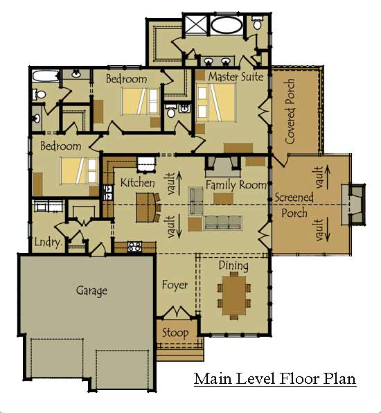 Sunset House Plans Escortsea