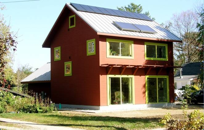 Super Insulated Small Homes Wisconsin Shelter Blog