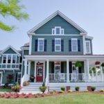 Superb Farm House Plan Farmhouse Wrap Around Porch