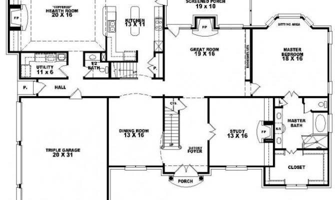 Superb House Plans Bonus Rooms Bedroom