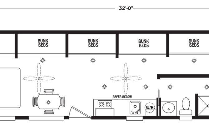 Superior Floor Plan Park Model Homes Virginia Pennsylvania