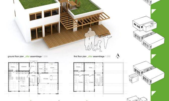 Sustainable Home Design Plans Homes Floor