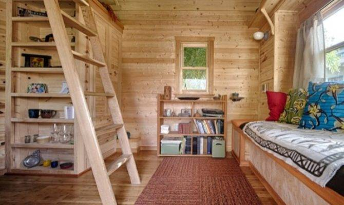 Sweet Pea Tiny House Plans Big Enough Start