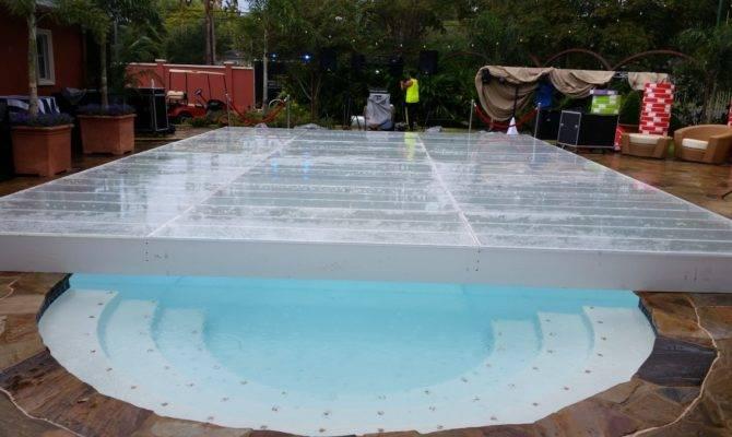 Swimming Pool Dance Floors Dpc Event Services