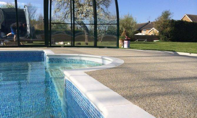 Swimming Pool Surrounds Rubber Wet Room Flooring