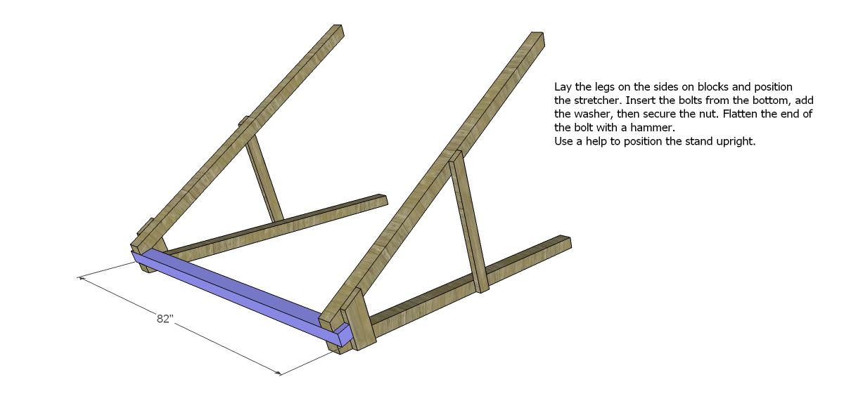 Swing Set Frame Plans Porch Swings Glider