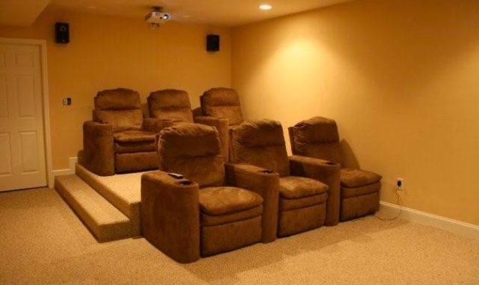 Switch Projects American Traditional Home Theater