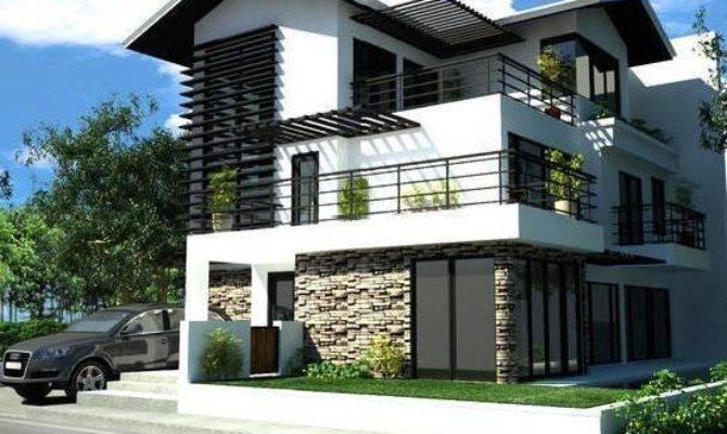 Taguig Modern Style Houses Mitula Homes