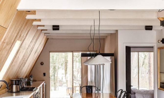 Take Retreat Scandinavian Modern Frame Cabin