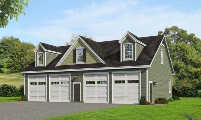 Tandem Garage Plans Plan Loft