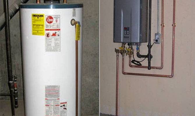 Tankless Hot Water Heater Plumber Fort Lauderdale