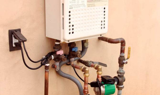 Tankless Water Heater Recirculating Pump Hot