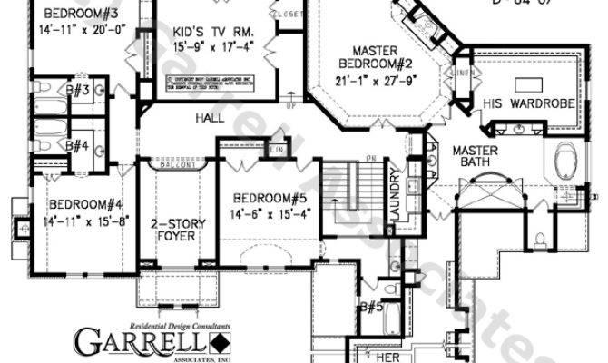 Telmoore Manor House Plan Plans Garrell
