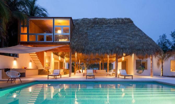 Terrace Garden Furniture Beach House San Salvador