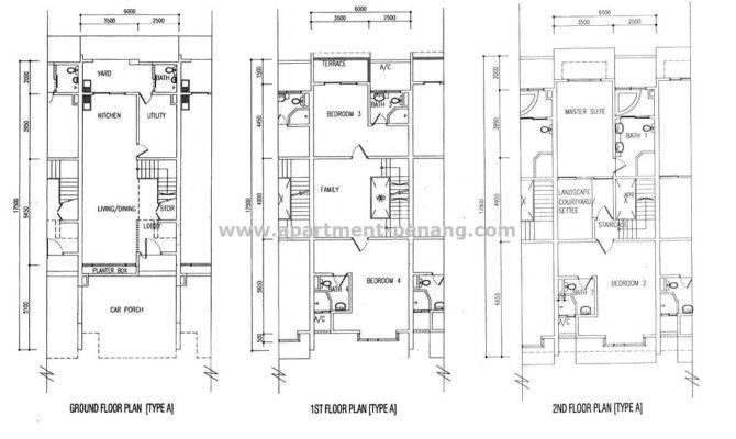 Terrace Level House Plans Garrell Associates Inc